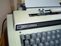 The Smith-Corona Electra XT is being considered for all students in the 2005-06 school year.