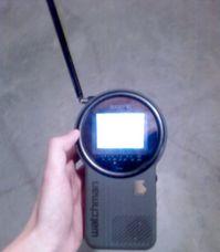 Sony Watchman FD-250